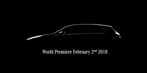 2018 Mercedes-Benz A-Class teased one last time