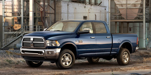 RAM 2500 and 3500 recalled for transmission fix