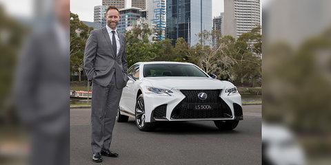 Lexus Australia welcomes Scott Thompson as new CEO