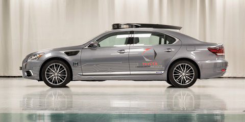 Toyota suspends autonomous testing after Uber accident - report
