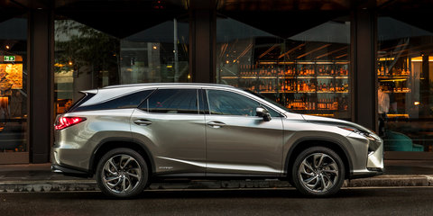 2018 Lexus RX L pricing and specs