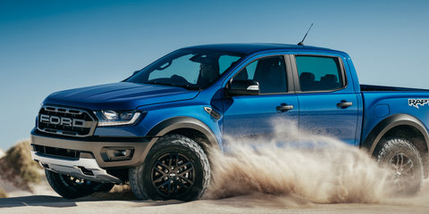 "Ford: Ranger Raptor 10-speed auto ""very capable"""