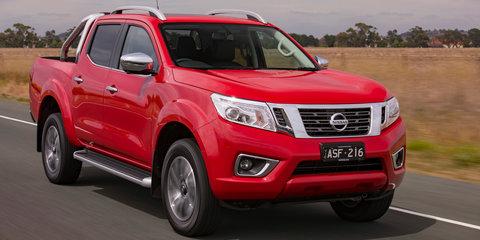 2018 Nissan Navara pricing and specs