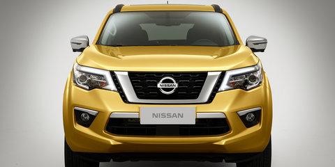 2018 Nissan Terra revealed