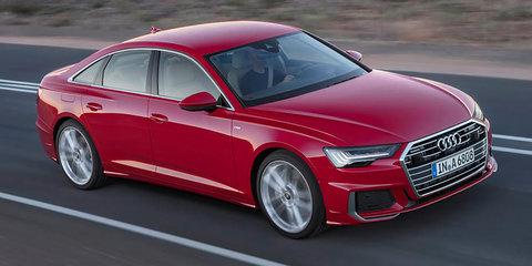 2018 Audi A6 leaked