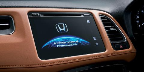 2018 Honda HR-V revealed - UPDATE