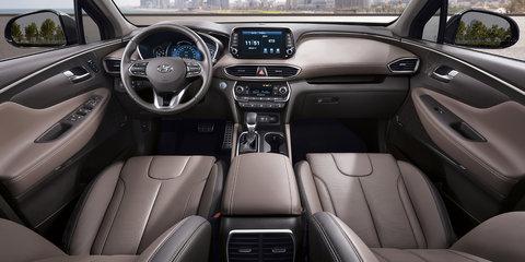 2018 Hyundai Santa Fe revealed - UPDATE