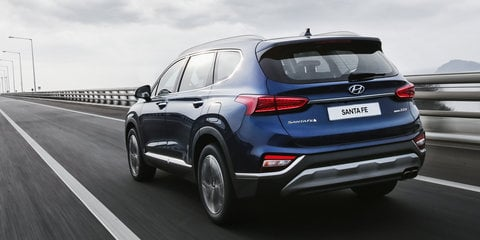 2018 Hyundai Santa Fe revealed