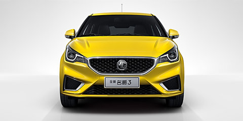 2018 MG 3 facelift here in Q3 2018