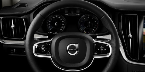 2018 Volvo V60 revealed