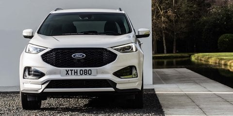 2018 Ford Edge arrives in Europe with 175kW bi-turbo diesel
