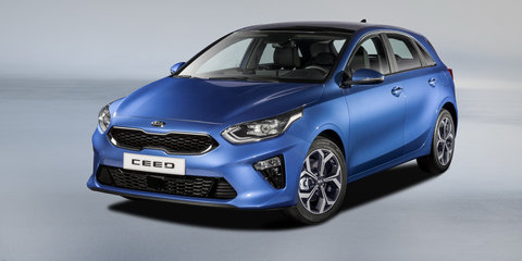 2018 Kia Ceed revealed for Geneva
