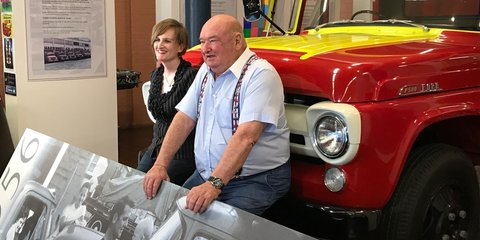 Lindsay Fox: the CarAdvice interview with Australia's car-obsessed trucking icon