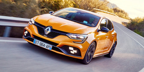 2018 Renault Megane RS pricing to start around $45,000