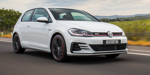 2018 Volkswagen Golf GTI Original: Quick drive