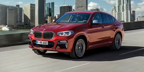 2019 BMW X4 revealed, here in Q3