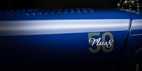 Morgan Plus 8 50th Anniversary Edition teased