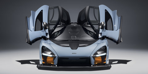 McLaren Senna: Local demand outstrips supply