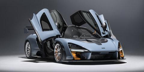 McLaren Senna will hit 340km/h, creates 800kg of downforce