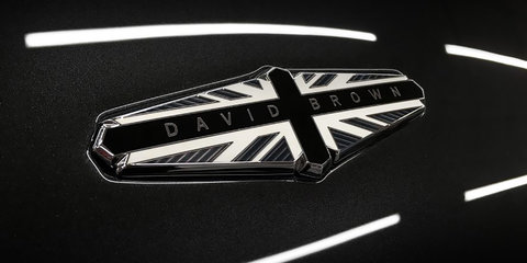 David Brown Automotive GT teased
