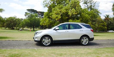 2018 Holden Equinox range review