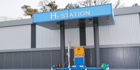 Hyundai and Audi form fuel-cell EV alliance