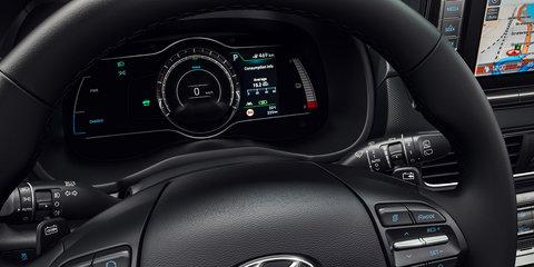 2018 Hyundai Kona EV revealed