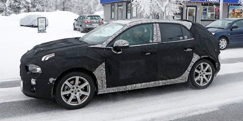 Lynk & Co '04' spied