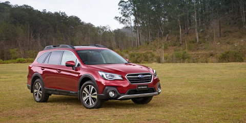2018 Subaru Outback pricing and specs - UPDATE