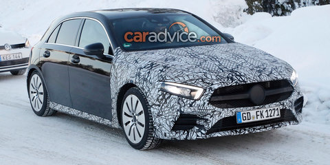 Mercedes-AMG A35 headed for Paris - report