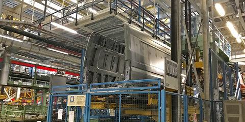 The dance of the machines: Inside Mercedes-Benz's Düsseldorf factory