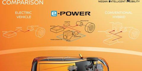 Nissan e-Power explained, Australian launch a certainty