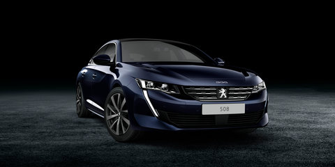 2019 Peugeot 508 Touring headed to Paris – report