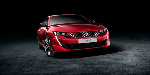 2018 Peugeot 508 unveiled