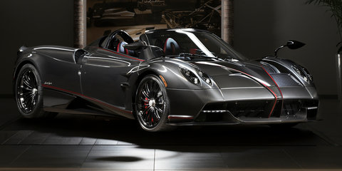 Pagani Huayra, Zonda specials heading to Geneva