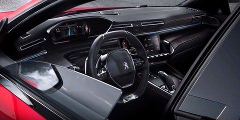 2018 Peugeot 508 leaked