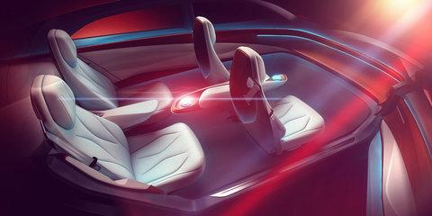 Volkswagen ID Vizzion previewed ahead of Geneva