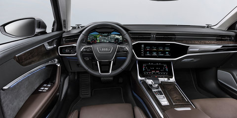 2018 Audi A6 officially unveiled