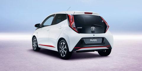 2018 Toyota Aygo facelift revealed