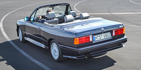 Model Spotlight: BMW M3 Convertible
