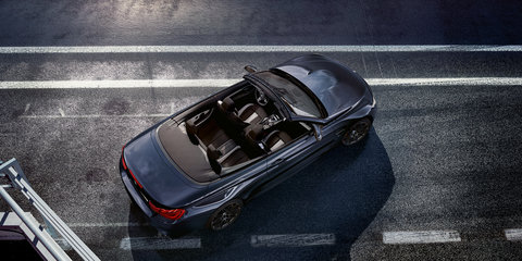 BMW M4 Convertible Edition 30 Years revealed - UPDATE