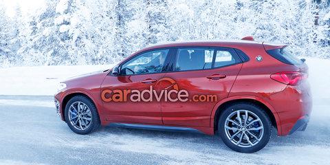 2019 BMW X2 M35i spied