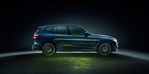 2018 Alpina XD3 revealed