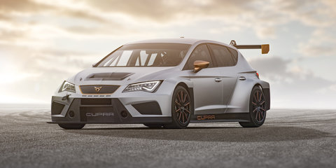 Cupra: Seat sub-brand launches hot Ateca, Leon TCR