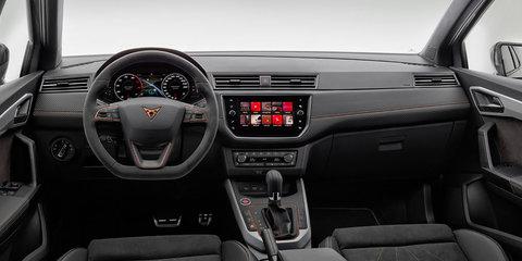 Cupra Ibiza prototype revealed
