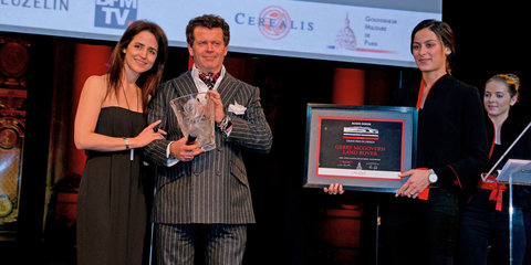 Land Rover's Gerry McGovern named Designer of the Year