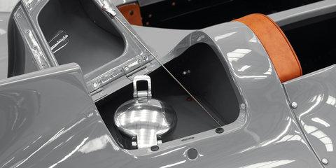 Jaguar D-Type re-enters production