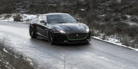 Lister unveils 666hp, Jaguar-based Thunder