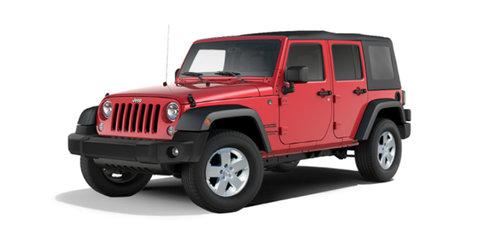 2017 Jeep Wrangler recalled