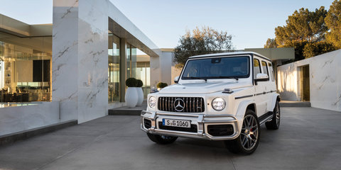 2019 Mercedes-AMG G63 unveiled, here in Q3
